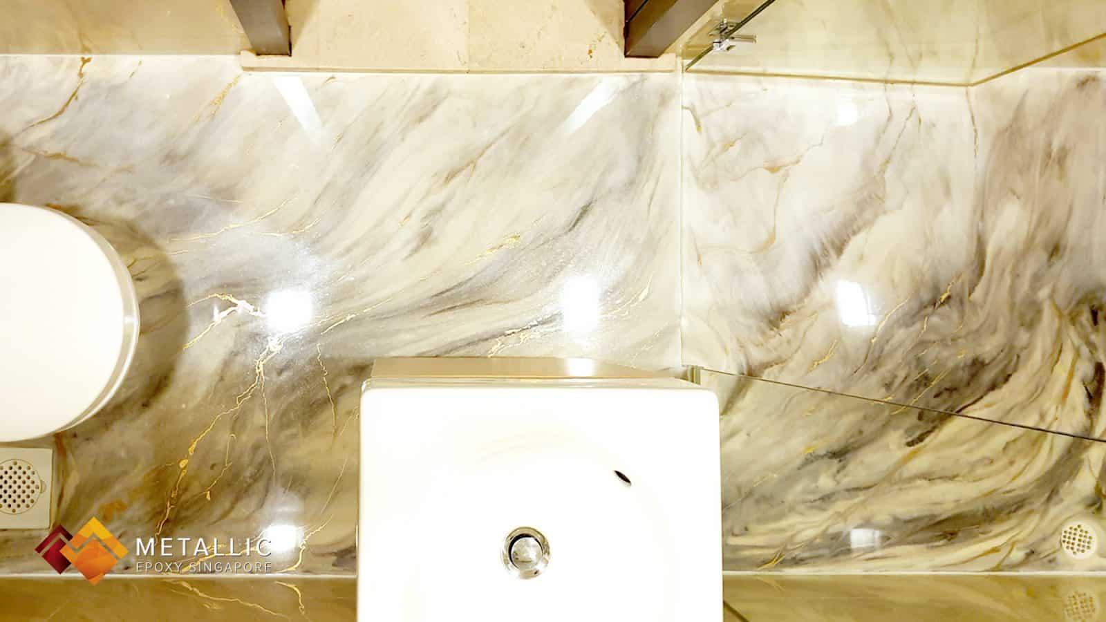 Crema Marfil Vanity Top